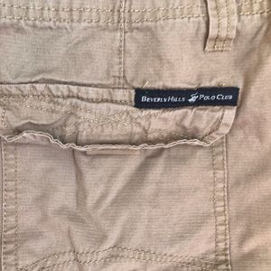 Beverly Hills Polo Club Cargo Shorts, 38